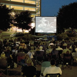 Free outdoor film series opens in Portland's Congress Square