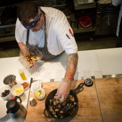 Seafood Throwdown: 2 Local Chefs, 1 Mystery Fish