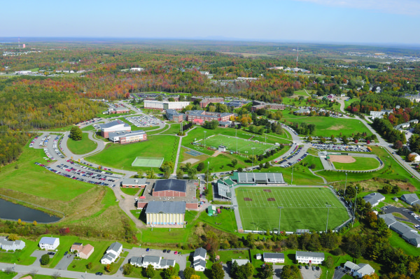 Husson University Campus Map.Celebrate Husson Outdoor Festival This Weekend User Submitted
