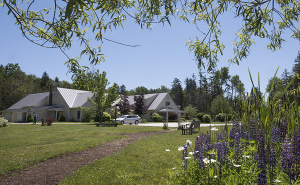 Boardman Cottage assisted living facility on Islesboro.