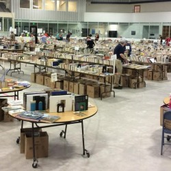 Rockport Public Library book sale-located at MRC on rt 90