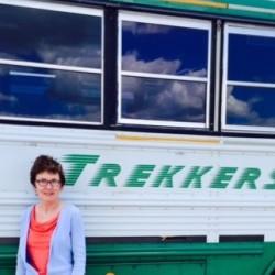 Paula Coyne, new Director of Development at Trekkers.