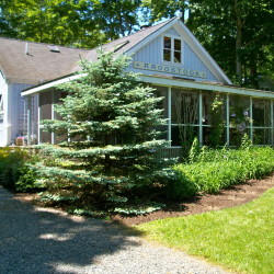 A transformed Bayside cottage is third in Belfast Garden Club's Open Garden Days on Friday, July 8. The shady acre at 37 George Street in Northport will be open from 10 a.m. to 4 p.m., rain or shine.