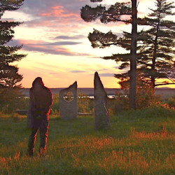 Stone Circle at Light Heart Retreat Center