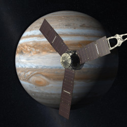NASA going green with solar-powered Jupiter probe