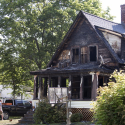 Bangor home damaged in fire