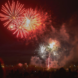 Surprise fireworks display in York, allowed by loophole in local law, blamed in dog's death