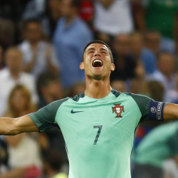 Spain tops Portugal in shootout to make Euro final