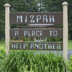 Founded by the late Richard Corbin, Mizpah is a place for all.