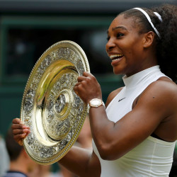 Serena wins French Open, will equal Evert and Navratilova's slam mark, says coach