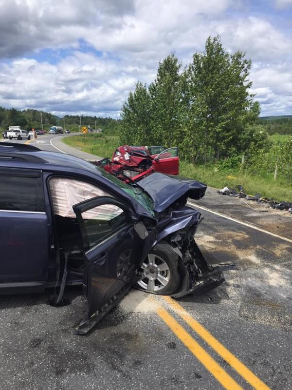 Victims of Van Buren car crash suffered 'significant injuries