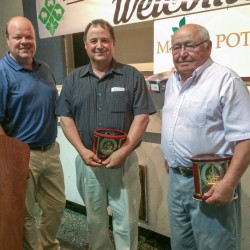 Exeter native dubbed young potato farmer of the year