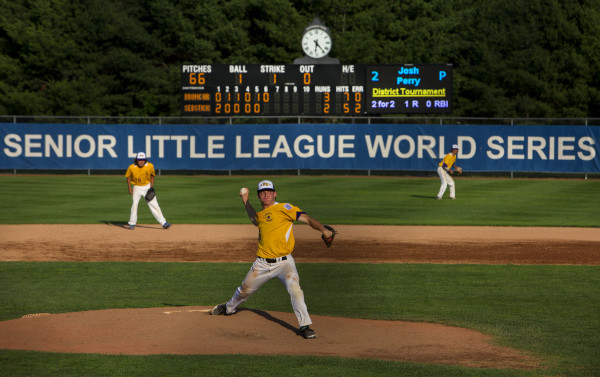 maine prepares to set pitch count limits for high school baseball