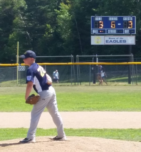 Little League state tournament a big event for small-town