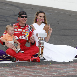 Smart strategy leads to victory for Kyle Busch