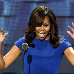 Michelle Obama turns 50, says she plans to stay fit and active into her 80s