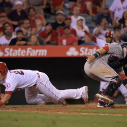 Angels' Weaver shuts out Red Sox, beats former teammate Lackey