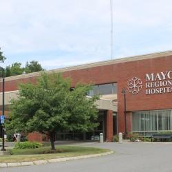 Mayo Regional Hospital in Dover-Foxcroft