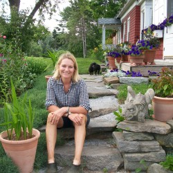 The home of professional gardener Emily Rogals and her husband, Paul Finden, at 387 High Street in Belfast will be open to the public from 10 a.m. to 4 p.m., rain or shine, on Friday, July 29.