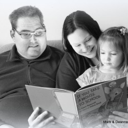 Photo credit: Mark & Deanna Photography, who did a pro bono photo session for the Gaffneys when Steve started hospice
