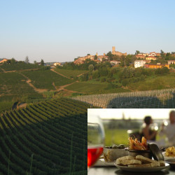 A benefit wine tasting in Rockland on July 31 will take you away to an afternoon in Italy.