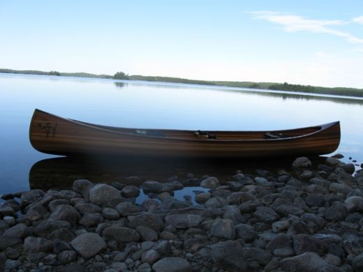 This Is How To Build A DIY Cedar Strip Canoe Outdoors Bangor