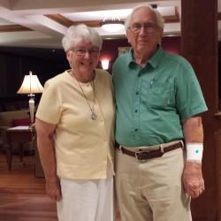 Serving families: Dirigo Pines staff, residents donate to Ronald McDonald House