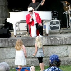 Elton John tribute band performs Saturday night, Penobscot Narrows Observatory