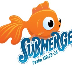 Submerged VBS, prepare to embark on an adventure like no other, scouring the mysterious fathoms of the deep sea. Thrilling discoveries await just beyond the portholes of your submarine. Things look very different once you get below the surface - and that's true for life above the surface, too. Submerged VBS is filled with incredible Bible-learning experiences where kids will see, hear, touch, and even taste! Science-fun Gizmos, team-building games, cool Bible songs, and tasty Submarine Snacks are just a few of the standout activities that help faith flow into real life.  August 1-5 Begins  5:00 p.m to 8:30 p.m.