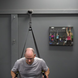 The BDN's Pete Warner finally rediscovers better physical, mental health through participation in a local fitness initiative at Wilcox Wellness and Fitness in Bangor.
