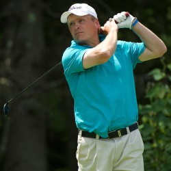 Ricky Jones of Thomaston recently received the Dr. Leonardo Buck Player of the Year award, given annually to the top amateur golfer in the state by the Maine State Golf Association.