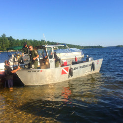 Gorham man drowns after diving into Sebago Lake