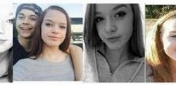 A flyer is circulating about a girl who is said to be missing. According to the flyer, Kyara Severson, 16, was last seen in Pittston on Thursday.