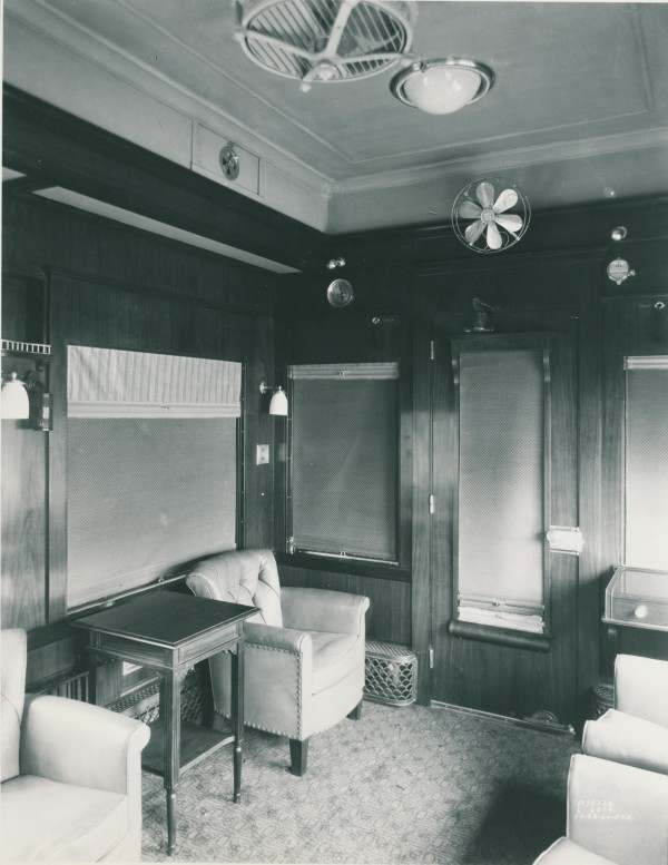 In its better days, the business railcar once owned by the Bell family, which summered on Mount Desert Island, was among the most well-appointed conveyances of its type.