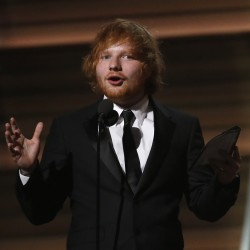 What was Ed Sheeran doing on 'Game of Thrones'?