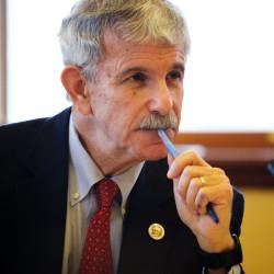 Republican Sen. Roger Katz of Augusta.