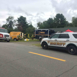 Two area men were arrested on a variety of drug charges after the Maine Drug Enforcement Agency's clandestine lab team was called Saturday a residence on Edinburg Road to investigate an apparent methamphetamine lab discovered Friday night by a Penobscot County sheriff's deputy and a Maine state trooper.
