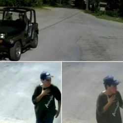Bangor police locate stolen Jeep in hit-and-run