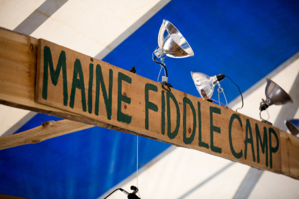 Maine Fiddle Camp is a multi-generational summer camp experience that celebrates traditional music played under the pine trees.