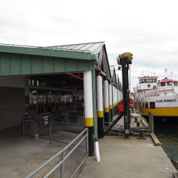 Portland celebrates project doubling size of ferry terminal