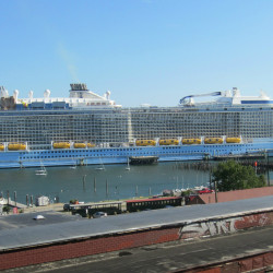 More than 300 fall ill on Royal Caribbean cruise ship