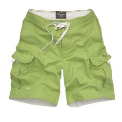 Abercrombie & Fitch cargo shorts.