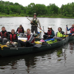 Couple's dream canoe trip quickly turns to nightmare