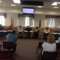 Members of the Municipal Review Committee agreed Friday to a $5.4 million buyout of their partnership with Penobscot Energy Recovery Co., in Orrington, effective March 31, 2018.