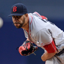 Boston Red Sox starting pitcher David Price pitches during the first inning against the San Diego Padres at Petco Park on Wednesday.