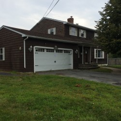 The city of Brewer has foreclosed on the property at 91 Longmeadow Drive after the homeowner failed to pay her 2013 property taxes.