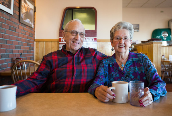 Meet The Bangor Couple Behind The Buttery Flaky Crust Viral Video