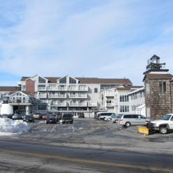 Rockland police are investigating a suspected case of high-value fraud at the fitness center at the Trade Winds Inn.