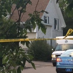 A 30-year-old man was found shot dead in his Biddeford apartment.