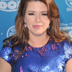 Alicia Machado at El Capitan Theater in Hollywood on June 8, 2016. The former Miss Universe who has been insulted by Donald Trump, has emerged as a potent advocate for his current political opponent, Hillary Clinton.